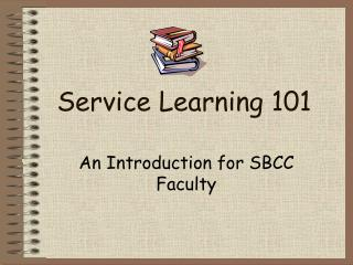 Service Learning 101