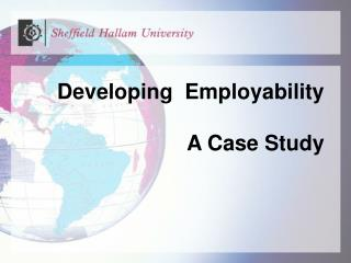 Developing  Employability  A Case Study