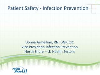 Patient Safety - Infection Prevention