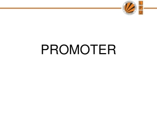 Promoters   Pre-registration Contracts