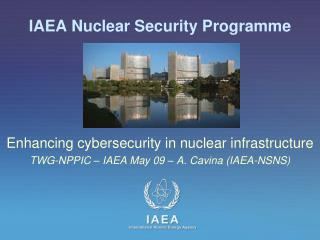 IAEA Nuclear Security Programme