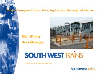 Public Transport Liaison Meeting London Borough of Merton