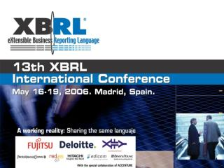 XBRL for Statistical Reporting