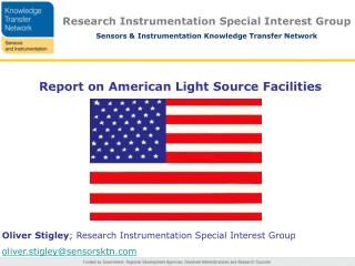 Research Instrumentation Special Interest Group