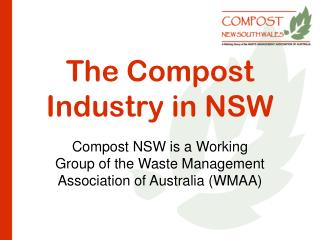 The Compost  Industry in NSW