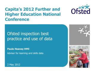 Capita's 2012 Further and  Higher Education National Conference