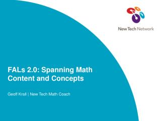 FALs 2.0: Spanning Math Content and Concepts