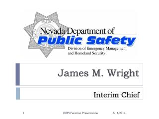 James M. Wright