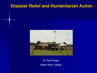 Disaster Relief and Humanitarian Action