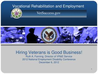 Vocational Rehabilitation and Employment