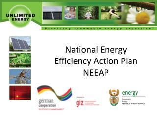 National Energy Efficiency Action Plan NEEAP