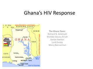 Ghana's HIV Response