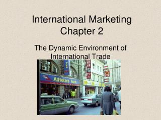 International Marketing Chapter 2