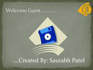 Welcome Guest…………