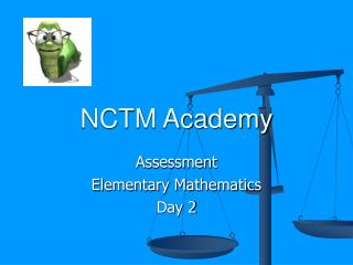 NCTM Academy