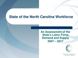 State of the North Carolina Workforce
