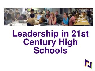 Leadership in 21st Century High Schools