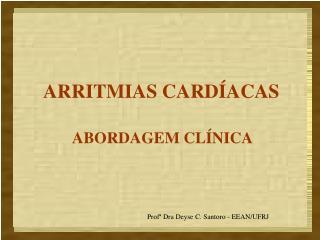 ABORDAGEM CL NICA