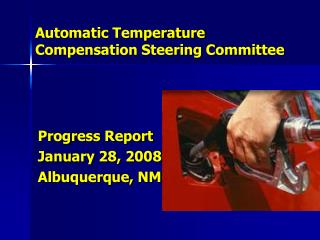 Automatic Temperature Compensation Steering Committee