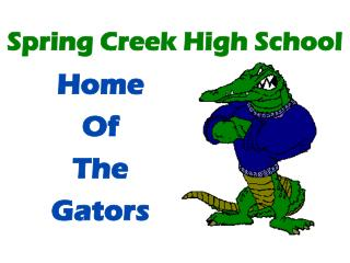 Spring Creek High School