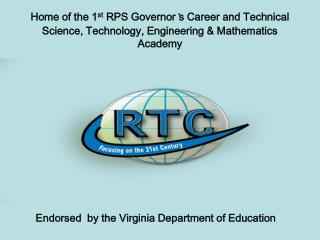 Endorsed  by the Virginia Department of Education