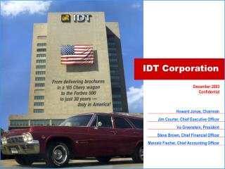 IDT Corporation