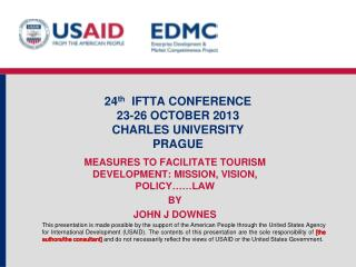 24 th   IFTTA CONFERENCE 23-26 OCTOBER 2013 CHARLES UNIVERSITY  PRAGUE