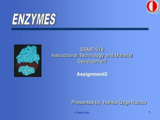 SSME-518 Instructional Technology and Material Development Assignment2