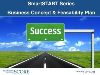SmartSTART Series   Business Concept & Feasability Plan