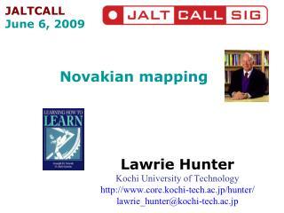 Novakian mapping