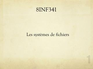 8INF341