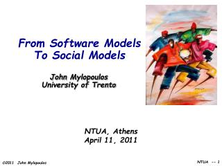 From Software Models  To Social Models