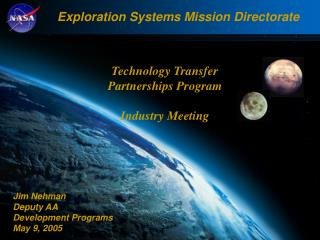 Exploration Systems Mission Directorate
