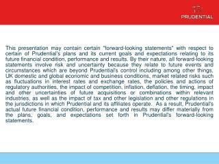 Manulife and Market and Model Risk Management