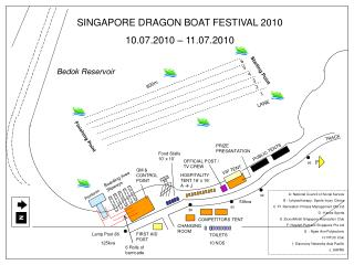 SINGAPORE DRAGON BOAT FESTIVAL 2010 10.07.2010 – 11.07.2010