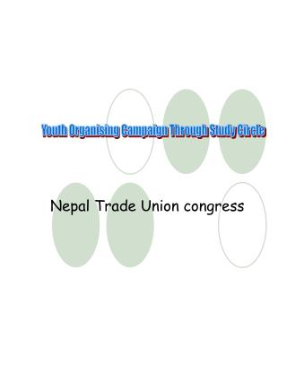 Nepal Trade Union congress