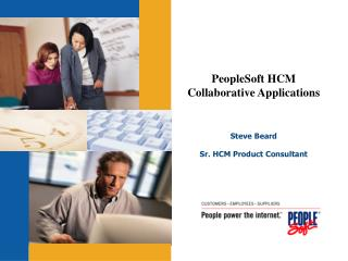 PeopleSoft HCM Collaborative Applications