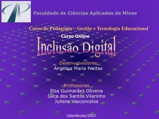 Faculdade de Ciências Aplicadas de Minas
