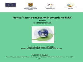 Proiect: