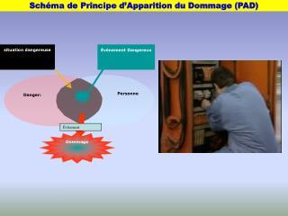 Schéma de Principe d'Apparition du Dommage (PAD)
