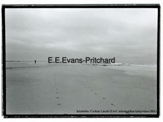 E.E.Evans-Pritchard