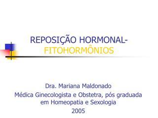 REPOSI  O HORMONAL- FITOHORM NIOS