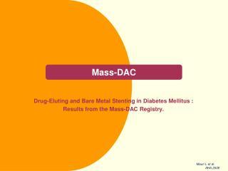Mass-DAC