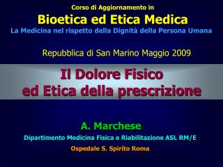 A. Marchese