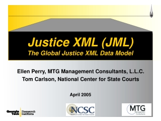 Implementing GJXDM Into the Courts