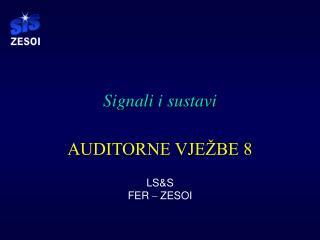 Signali i sustavi