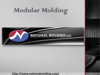 Modular molding