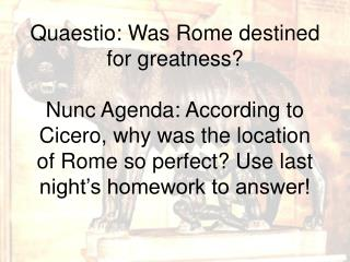 Evolution of the Roman Republic