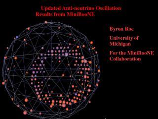 Updated Anti-neutrino Oscillation Results from MiniBooNE