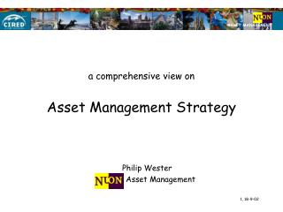 a comprehensive view on Asset Management Strategy